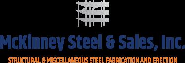 McKinney Steel Logo